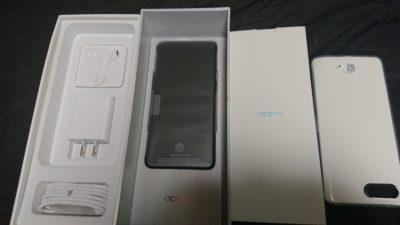 【格安SIMの端末に迷われている方向け】OPPO Reno A(128GB)を買って楽天モバイルへ乗り換えてみた